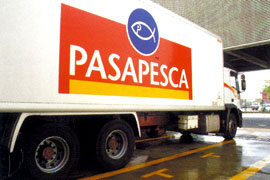 Pasapesca Logistica